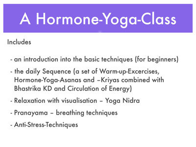Hormone Yoga Training - Slide 02