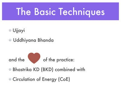 Hormone Yoga Training - Slide 01