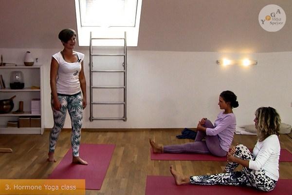 Hormone Yoga Class
