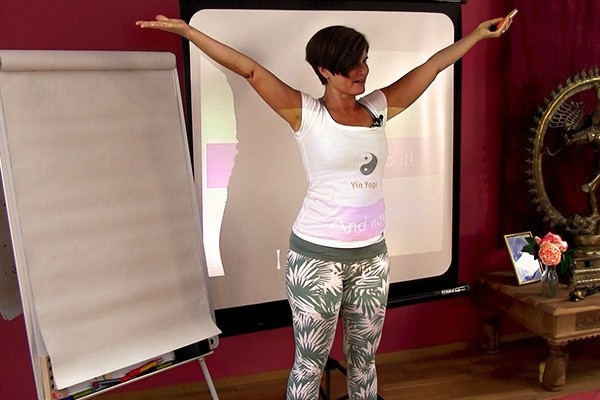 Shakti Simone Lehner - Hormone Yoga Training